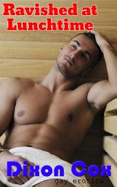 Ravished At Lunchtime: (Gay multiple male partners erotica)