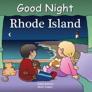 Good Night Rhode Island Book