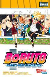 Boruto   Band 1  Teil 1 von 4 PDF