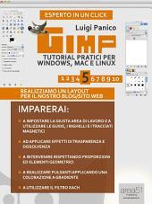 Gimp. Tutorial pratici per Windows, Mac e Linux. Livello 5: Realizziamo un layout per il nostro blog/sito web