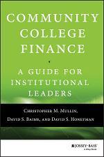 Community College Finance