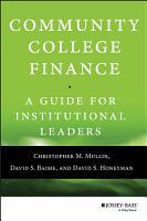 Community College Finance PDF