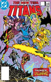 The New Teen Titans (1980-) #32