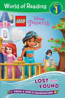 World Of Reading Lego Disney Princess Lost And Found Level 1  Book PDF