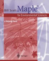 Maple® for Environmental Sciences: a Helping Hand
