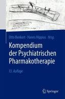 Kompendium der Psychiatrischen Pharmakotherapie PDF