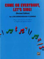 Come on Everybody  Let s Sing  PDF