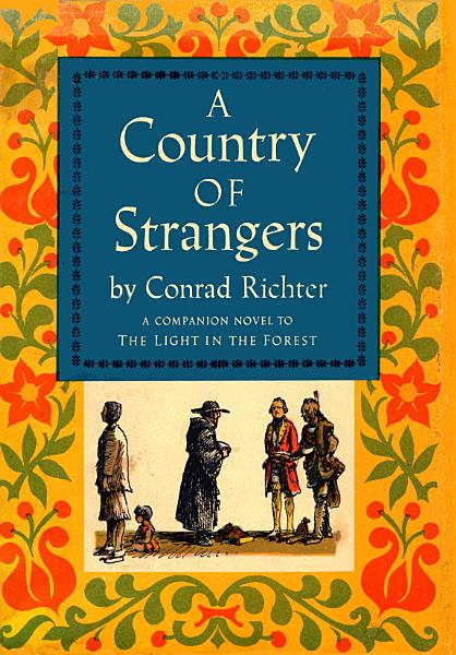 Download A COUNTRY OF STRANGERS Book
