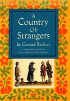 A COUNTRY OF STRANGERS PDF