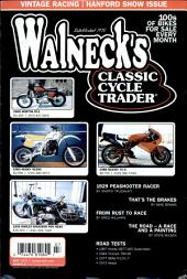 WALNECK'S CLASSIC CYCLE TRADER, JULY 2002