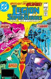 The Legion of Super-Heroes (1980-) #283