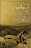 The World Until Yesterday PDF