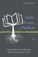Faith  Form  and Fashion PDF