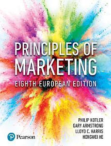 Principles of Marketing  Eighth European Edition PDF