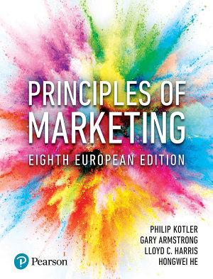 Principles of Marketing  Eighth European Edition