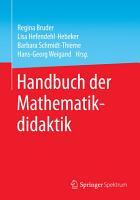 Handbuch der Mathematikdidaktik PDF