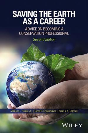 Saving the Earth as a Career PDF