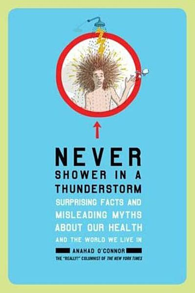 Never Shower in a Thunderstorm Pdf Book
