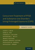Concurrent Treatment of PTSD and Substance Use Disorders Using Prolonged Exposure  COPE  PDF