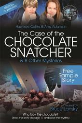 The Case of the Chocolate Snatcher—Free Sample Story: Can You Solve the Mystery #2—Free Sample Story
