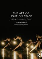 The Art of Light on Stage PDF