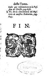 Obras del V.P. ... Fr. Luis de Granada del Orden de Santo Domingo: De la oracion y meditacion, Volumen 4,Parte 1