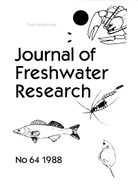 Nordic Journal of Freshwater Research PDF