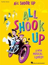 All Shook Up (Songbook): Broadway Vocal Selections