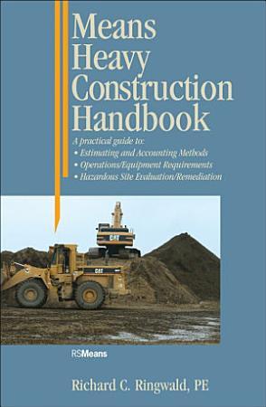 Means Heavy Construction Handbook PDF