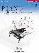 Level 2a   Lesson Book  Piano Adventures