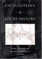 Encyclopedia of Local History PDF