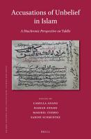 Accusations of Unbelief in Islam PDF