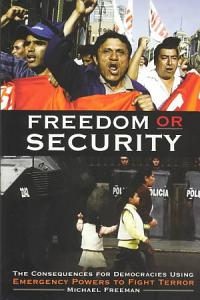 Freedom Or Security PDF