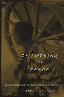 Disturbing the Peace PDF