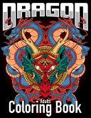 Dragon Adults Coloring Book PDF