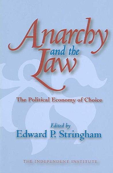 Download Anarchy And the Law Book