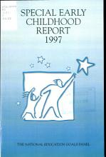 Special Early Childhood Report 1997 PDF