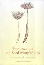 Bibliography on Seed Morphology