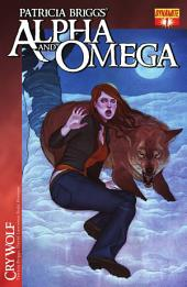 Patricia Briggs' Alpha & Omega: Cry Wolf Volume One #1