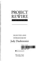 Project Rewire PDF