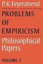 Problems of Empiricism  Volume 2 PDF