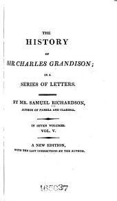 The History of Sir Charles Grandison: In a Series of Letters, Volume 13