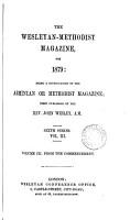 The Wesleyan Methodist Magazine PDF