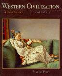 Western Civilization  A Brief History PDF