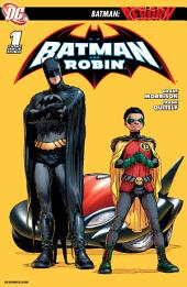 Batman and Robin (2009 - 2011) #1