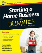 Starting a Home Business for Dummies PDF