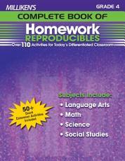 Milliken s Complete Book of Homework Reproducibles   Grade 4 PDF