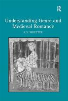 Understanding Genre and Medieval Romance PDF