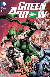Green Arrow (2015-) #47