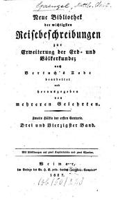 Beschreibung der Reisen und Entdeckungen im nördlichen und mittlern Afrika in den Jahren 1822 bis 1824: mit Abbildungen auf zwei Kupfertafeln und zwei Charten